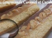 Biscuits Gourmands Caramel Cacahuètes Thermomix