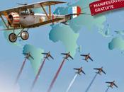 Meeting aérien centenaire Amiens