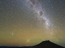 vidéo, ciel austral