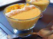 Crème dessert l'ananas (Vegan)