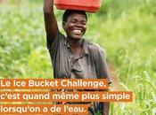 Bucket Challenge N'oublions vrais enjeux