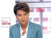 Najat Vallaud-Belkacem «C'est belle rentrée, rentrée ambitieuse pour l'école»
