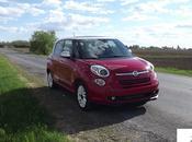 Essai routier: Fiat 500L 2014