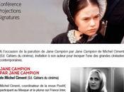 Jane Campion Michel Ciment L'institut Lumière