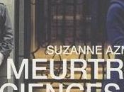"""Meurtre Sciences Po"" Suzanne Azmayesh"