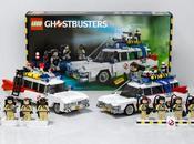 Grand fêter 30ème anniversaire Ghostbusters