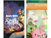 Angry Birds Stella enfin disponible iPhone iPad