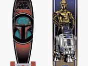 Santa Cruz lance nouvelle collection skateboards Star Wars