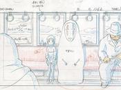 1300 dessins Studio Ghibli s'exposent Paris