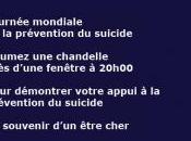 Journée mondiale prévention SUICIDE: cause décès chez jeunes IASP