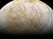 Preuves tangibles d'une tectonique plaques Europe, lune Jupiter