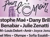 Leurs Voix pour l'Espoir 2014 l'Olympia