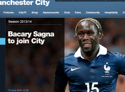 City Sagna banc face Arsenal