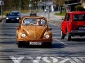 tune avec bois chêne Coccinelle Volkswagen