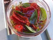 Tomates séchées confites l'huile d'olive