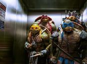 Tortues Ninja retour cinéma Octobre