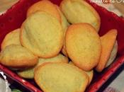Mini-madeleines vanille Madagascar version Thermomix)