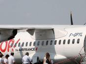 Aéroport Rochelle ligne vers Paris ferme