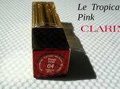 CLARINS Jours Rouges Éclats N°04 Tropical Pink
