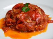 Compotée poivrons tomates