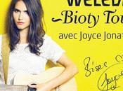 Bioty Tour Weleda 2014 avec Joyce Jonathan