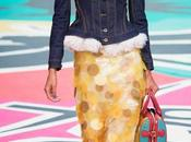 London fashion week défilé arty Christopher Bailey pour Burberry Prorsum...