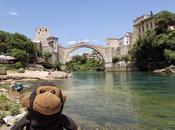 Mostar, histoire pont
