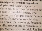 Emmanuel Carrère l'adaptation