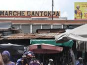 Bénin dans entrailles Marché Dantokpa