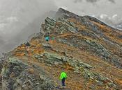 Trail d'Oc, étape toujours brouillard mais bonne humeur!