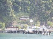 suite l'histoire: arrivée l'île Chang