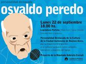 Osvaldo Peredo nommé Personalidad destacada Buenos Aires [Actu]