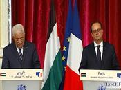 Reconnaissance d'un État palestinien Abbas échoue convaincre Hollande