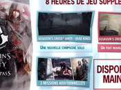 Assassin's Creed Unity season pass dévoilé