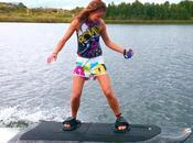 Radinn invente wakeboard électrique