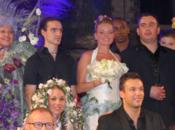 BRAVO Frédéric Dupré, Daniel Liévin toute l'équipe pour show floral Troyes
