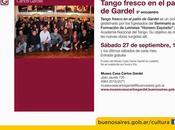 diplômés Academia Museo Casa Carlos Gardel l'affiche]
