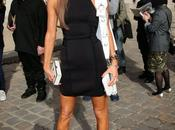 Look Fashion Week Anna Dello Russo total look Alexander Wang pour H&M...