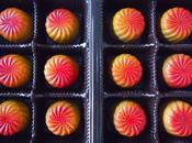 Chocolats fins tourbillons d'automne