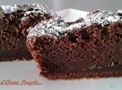 Cake chocolat noir Philadelphia