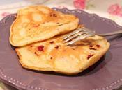 Crêpes pommes framboises