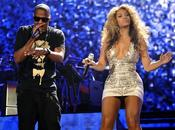 """Beyoncé Jay-Z diffuse soir concert Tour"""" filmé Stade France"""