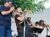 """Marc Ducret """"Tower- Bridge"""" 12/07/2014 Paris Jazz Festival"""