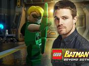 Arrow Stephen Amell prêtera voix pour Green LEGO