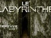 Labyrinthe Tome L'épreuve James Dashner
