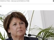Martine Aubry ringard décevant