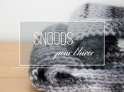 Snoods pour l'hiver