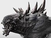 Figurine Découvrez Goliath d'Evolve
