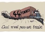 Ecotaxe Ségolène Royal choisi parti camions Rail/route concurrence faussée