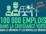 Ségolène Royal chantier rénovation énergétique bâtiments permettre créer entre emplois.»